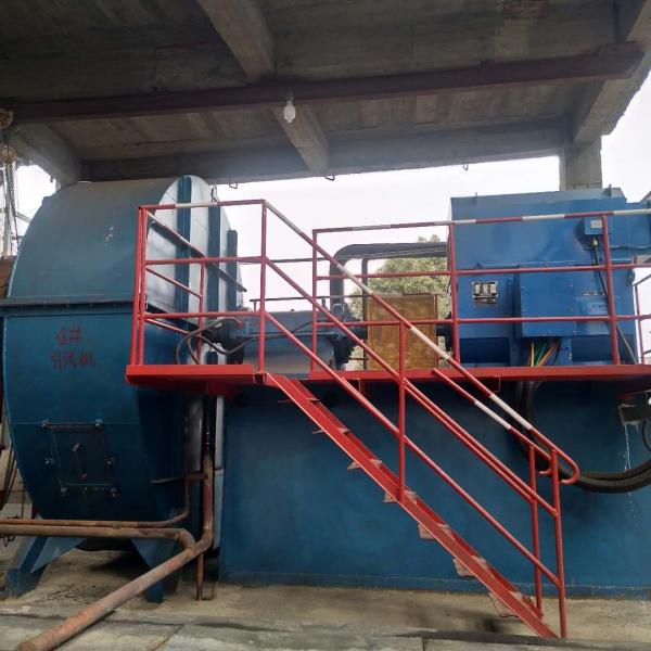中粮江州糖业公司锅炉引风机系统1