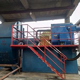 中粮江州糖业公司锅炉引风机系统