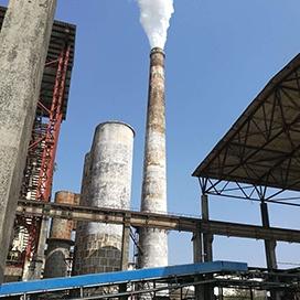 广西农垦糖业集团星星制糖公司锅炉引风系统