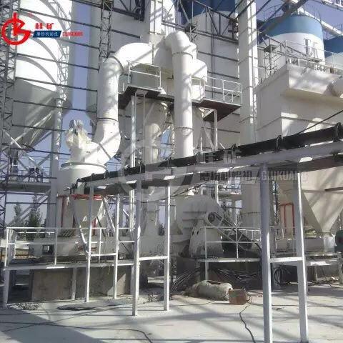 桂矿雷蒙机系统工程
