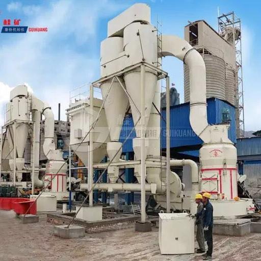 磨粉机系统1
